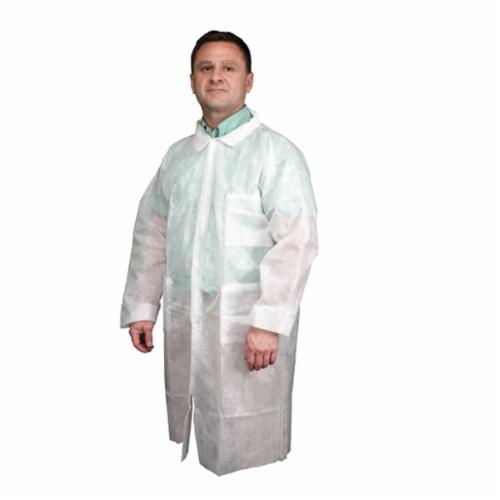 River City 1003X5 Stowaway™1003 3-Piece Rainsuit, Men's, 5XL, Silver/Yellow, PVC, 58 in Waist, 33-1/2 in L Inseam, Detachable Hood