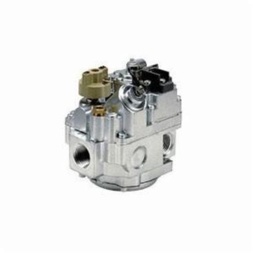 Robertshaw® 710-502 Millivolt Gas Valve, 1/2 in, 0.5 psi, Pilot Ignition, 70000 Btu/hr Nominal