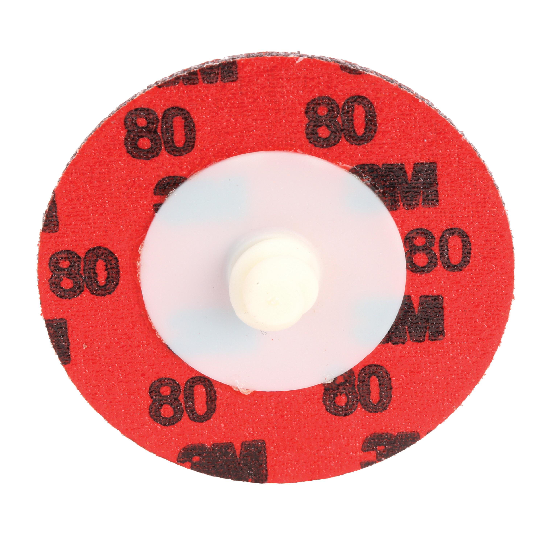 Roloc™ 051111-50749 501C Close Coated Quick-Change Closed Coated Abrasive Disc, 2 in Dia Disc, 60 Grit, Coarse Grade, Zirconia Alumina Abrasive, Quick-Change Type TR Attachment