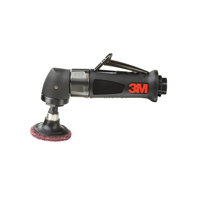Roloc™ 051141-28329 Pneumatic Disc Sander, 2 in Dia Disc, 0.5 hp, 26 lpm Air Flow