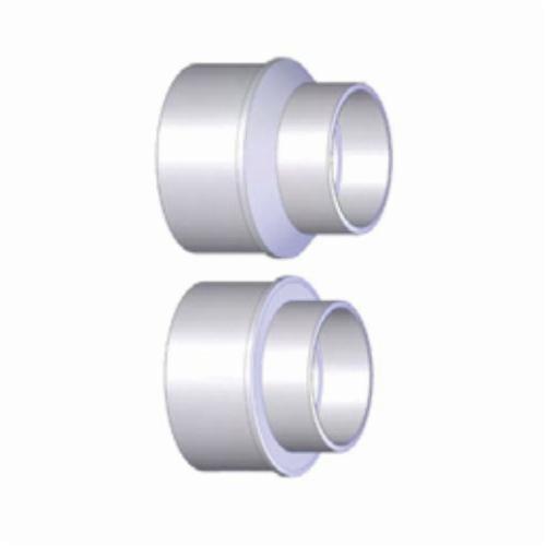 ROYAL® P1216 Concentric Bushing, 6 x 4 in, Spigot x Hub, SDR 35, PVC