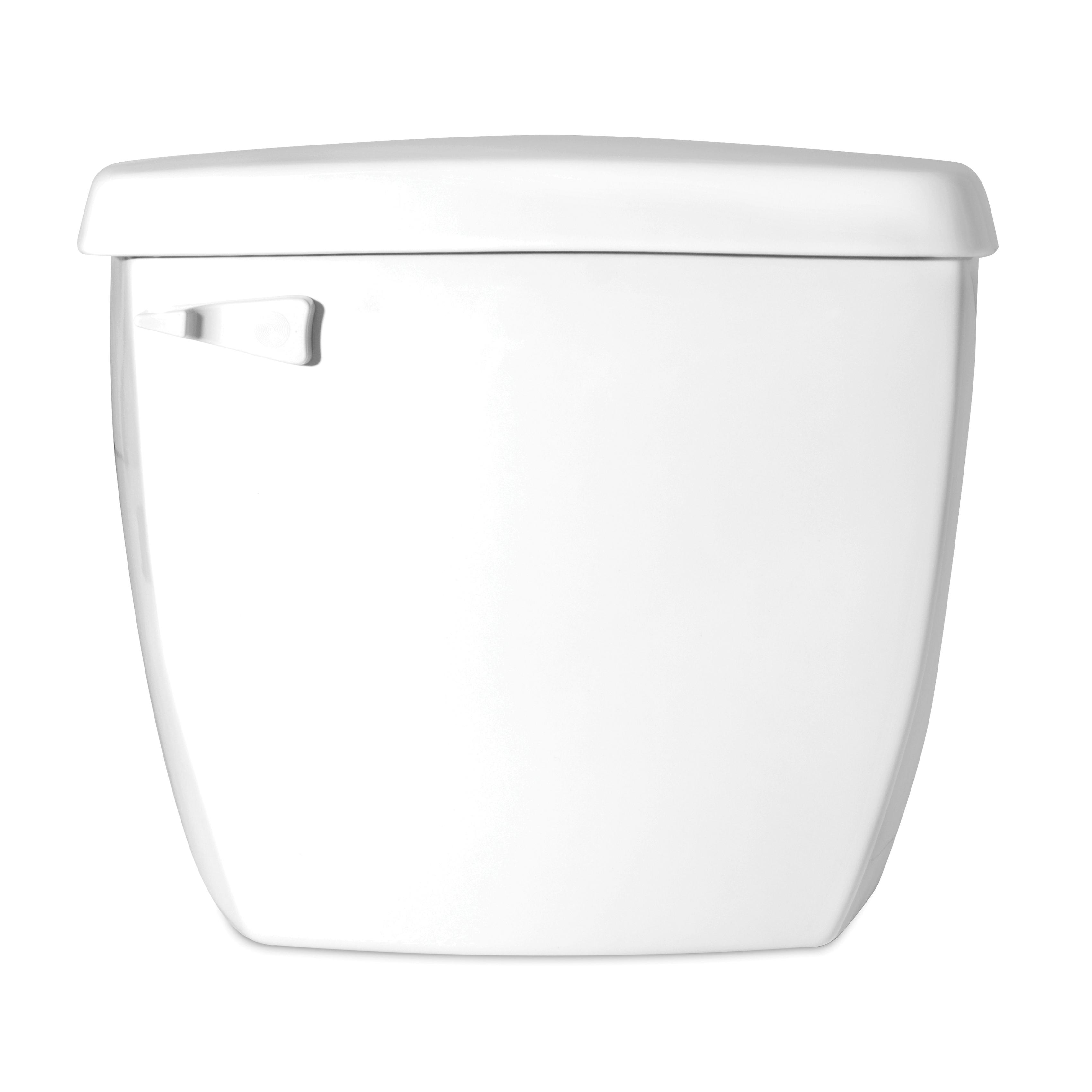 Saniflo® Saniflush® 005 Insulated Toilet Tank, 1.6 gpf, White, Import