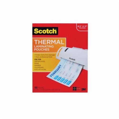 3M™ 051141-23641 M9648MY Widescreen Dry Erase Board, 48 in H x 96 in W x 1 in D, Melamine Board, White Board