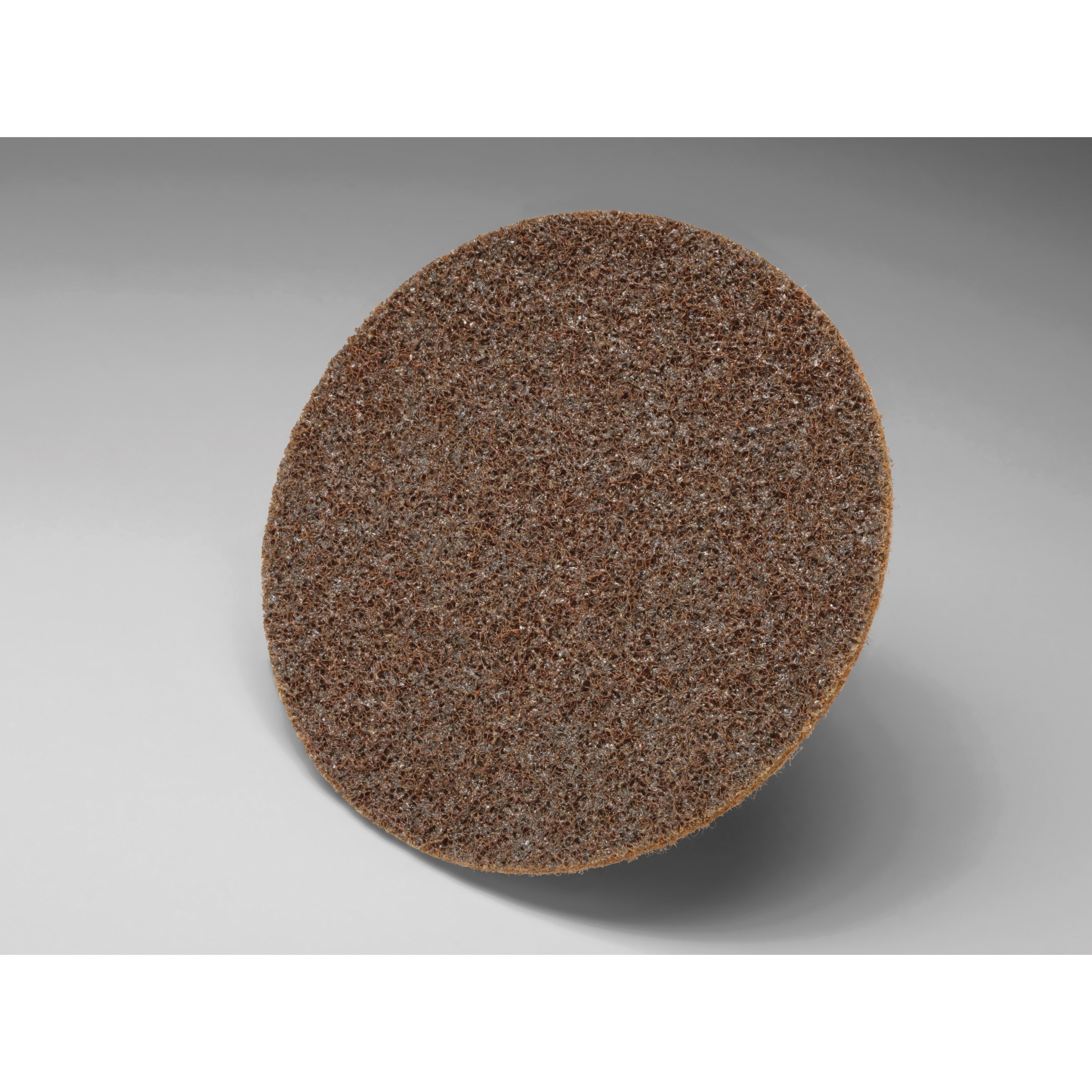 Scotch-Brite™ 048011-00665 HS-DC High Strength High Strength Disc, 6 in Dia Disc, Very Fine Grade, Aluminum Oxide Abrasive, Fiber Backing