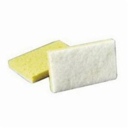 3M™ 053200-07449 Commercial Size Sponge, 6 in L x 4-1/4 in W x 1-5/8 in THK, Cellulose, Yellow