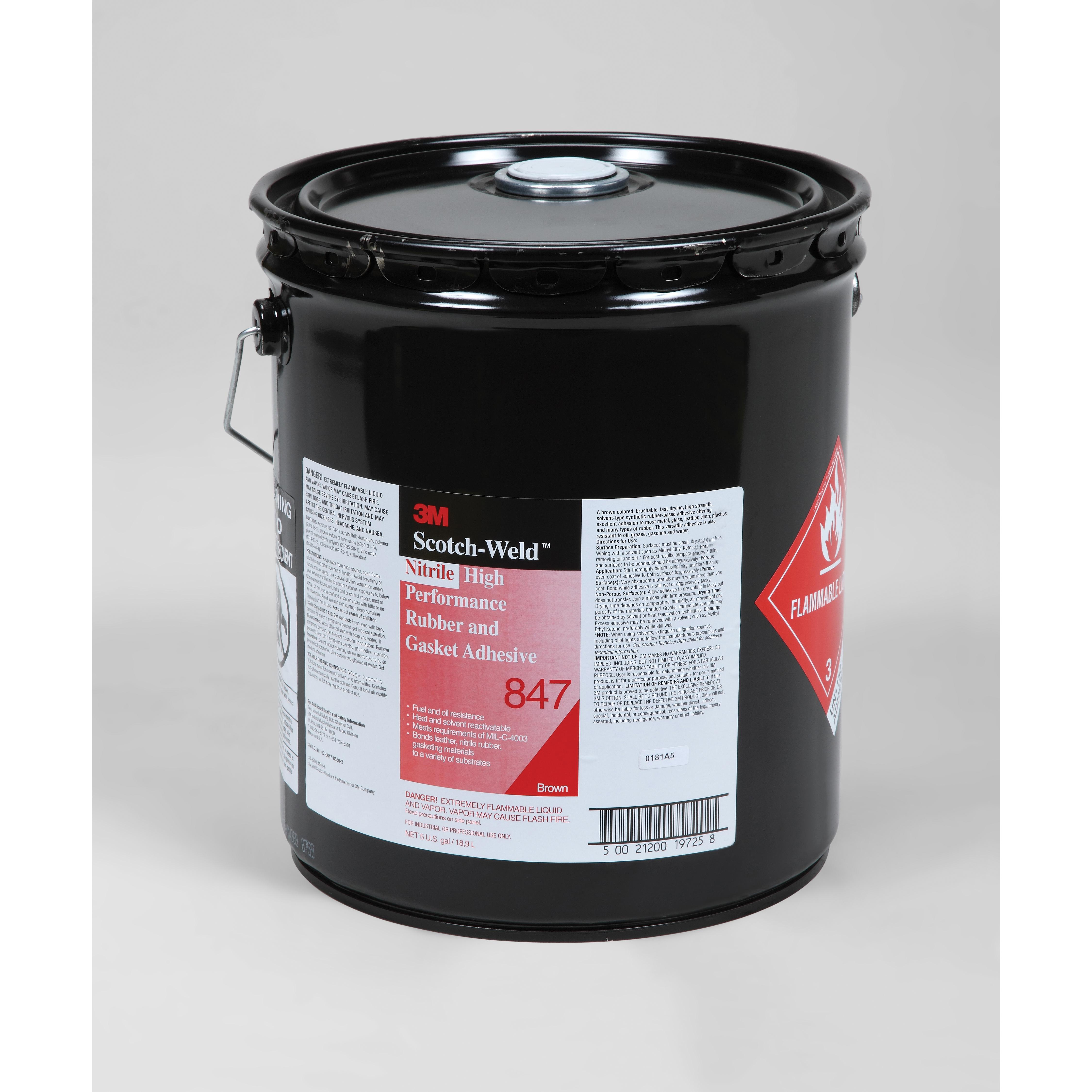LA-CO® 011175 PIPETITE-STIK® Non-Toxic Thread Sealant, 1.25 oz Paperboard Holder, White