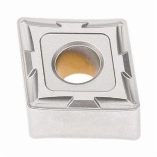 Seco 11835 Turning Insert, ANSI Code: TPMM2.521-46 516, TPMM Insert, 130304 Insert, Triangular Shape, 13 Seat, Neutral Cutting, Carbide, Manufacturer's Grade: 516