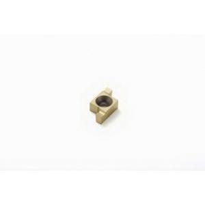 Seco 00033061 Milling Insert, ANSI Code: 218.20-0.375ER-M05 F25M, 218.2 Insert, 0.375 Insert, Carbide, Manufacturer's Grade: F25M, Irregular Shape, Material Grade: C2, C5