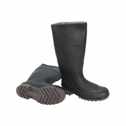 Tingley Winter-Tuff® 1150-XL Traction Spikes, Unisex, XL, Carbon Steel Stud, Black, For Use With Shoes