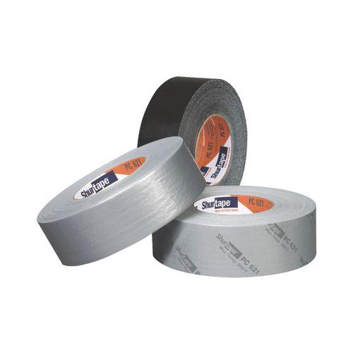 Scotch® 051131-98212 General Purpose Duct Tape, 60 yd L x 1.88 in W, Black
