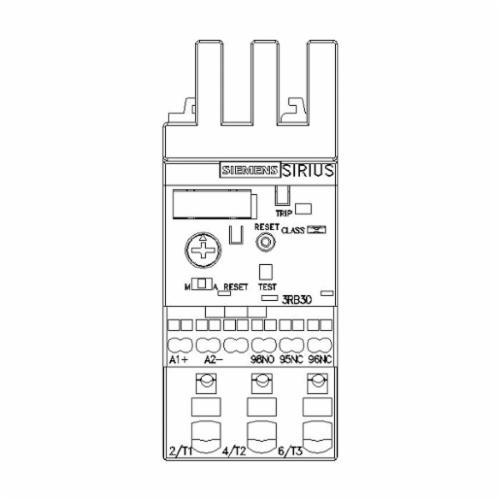 Siemens 3RB30261VE0