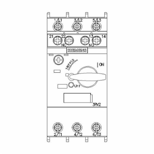 Siemens 3RV20211DA10