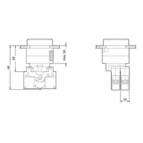 Siemens 3SB3246-0AA21