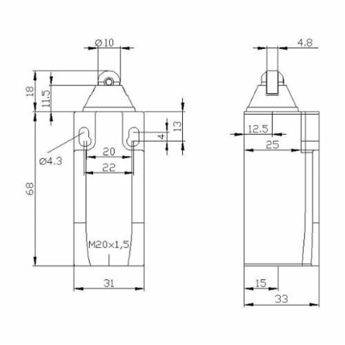 Siemens 3SE52320BD03
