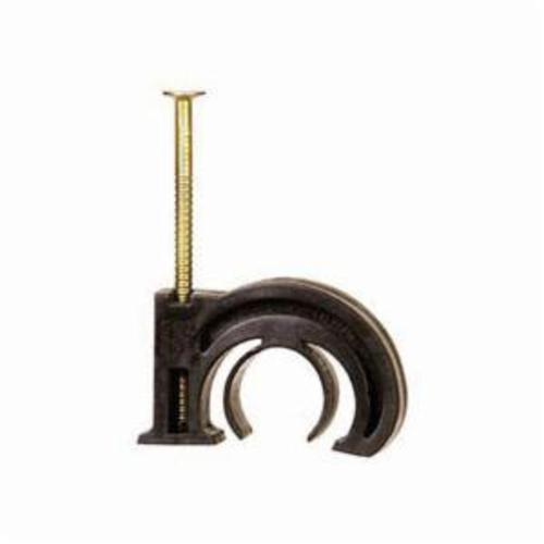 Tomahawk TubeTalon™ 555-23 Double Duty Tube Hanger Drive Hook, 1/2 x 3/4 in CTS Pipe/Tube, 21 lb Load, Polyethylene, Domestic