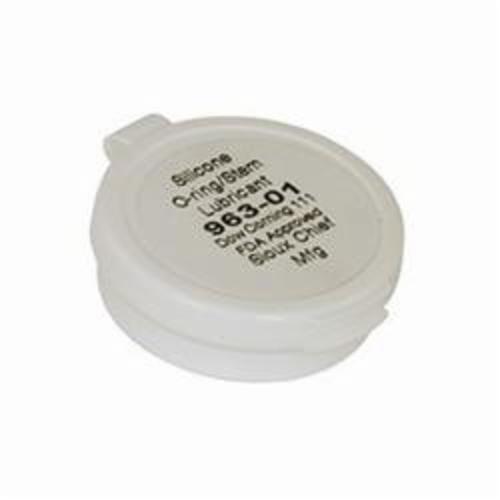 Tomahawk 963-01 Silicone Lubricant, 0.25 oz Tub, -40 to 400 deg F