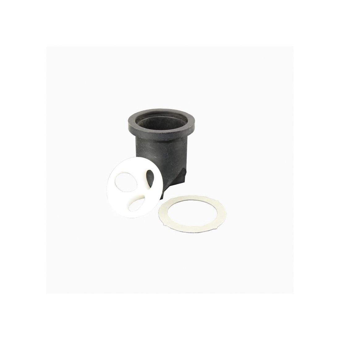 Sloan® 3323192 V-551-A Vacuum Breaker Repair Kit, For Use With Sloan® Flushometer/Urinal Valve/Royal/Regal® Flushometer and Regal® Closet, Rubber, Black, Domestic