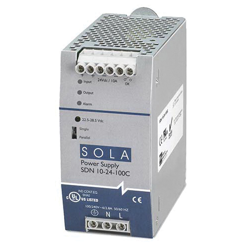 SolaHD SDN10-24-480C