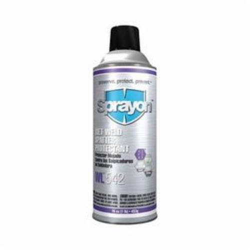 Walter Surface Technologies 53F253 E-WELD 3™ High Temperature Anti-Spatter Solution, 1 gal Trigger Spray Bottle, Liquid Form, Blue