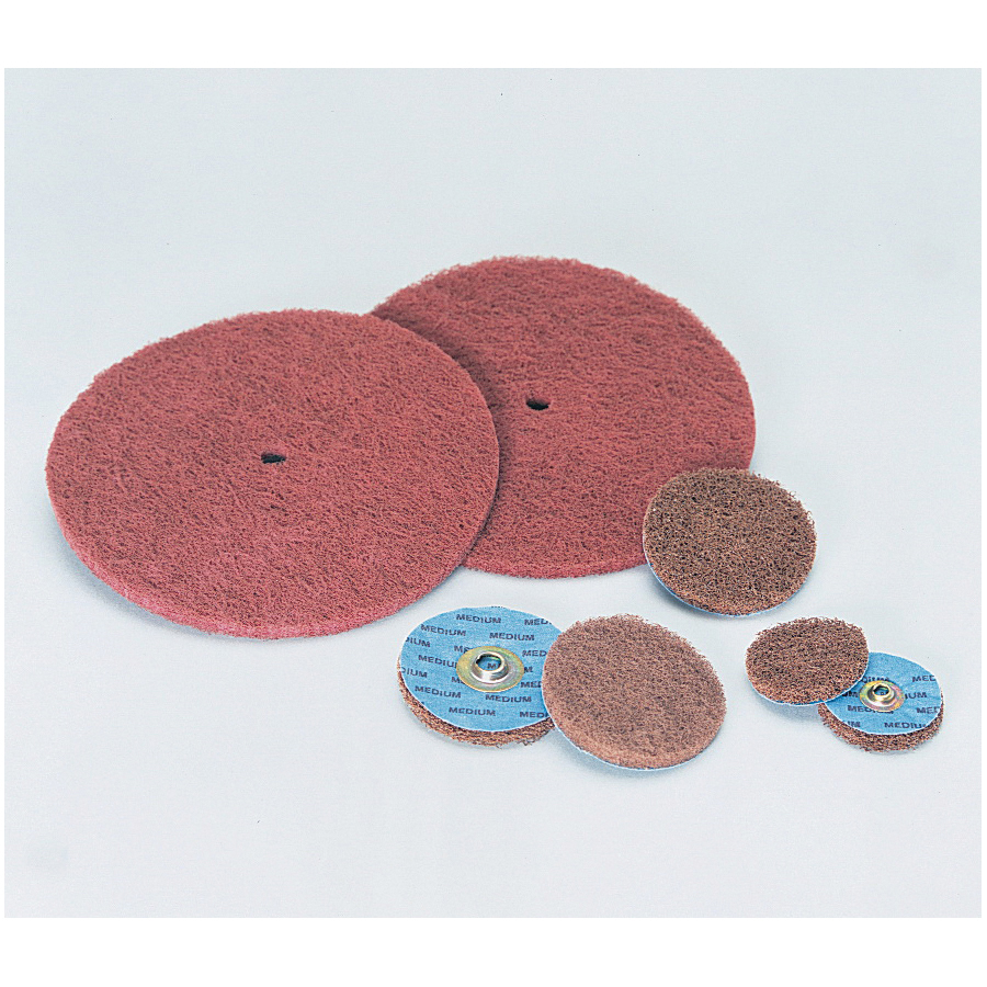 Standard Abrasives™ SocAtt Power Zirc 051115-32440 528424 Quick-Change Coated Abrasive Disc, 2 in Dia Disc, 50 Grit, Coarse Grade, Zirconia Pro Abrasive, Type TS Attachment