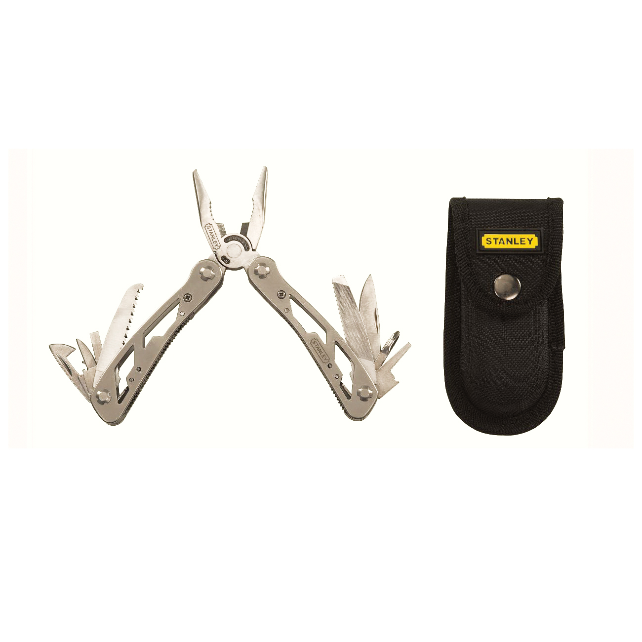 5.11 Tactical 51150 LE EMT Multi Tool, Tumbled Steel