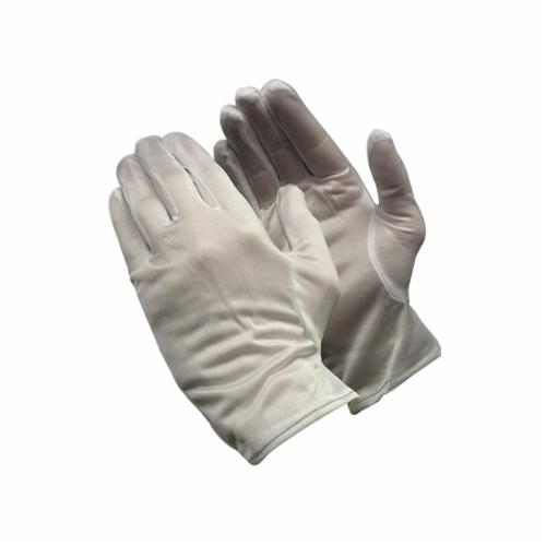 PIP® Stat-Tek™ 99-6457M-M Electrostatic Dissipative Men's Coated Gloves, Nylon, White, Urethane, 10.4 in L