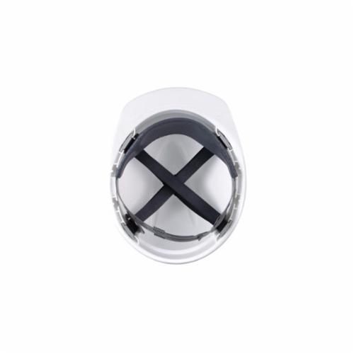 Staz-On® 10087218 Pinlock Hard Hat Suspension, 4 Suspension Points, For Use With V-Gard® Hard Hats, Plastic/Nylon
