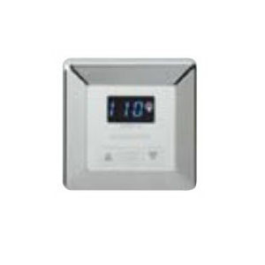 Steamist® 150-BN SMC-150 Steambath Control With Timer and Programmable Digital Temperature Control, SM, Digital Display, Brushed Nickel, For Use With: Day Spa Generator