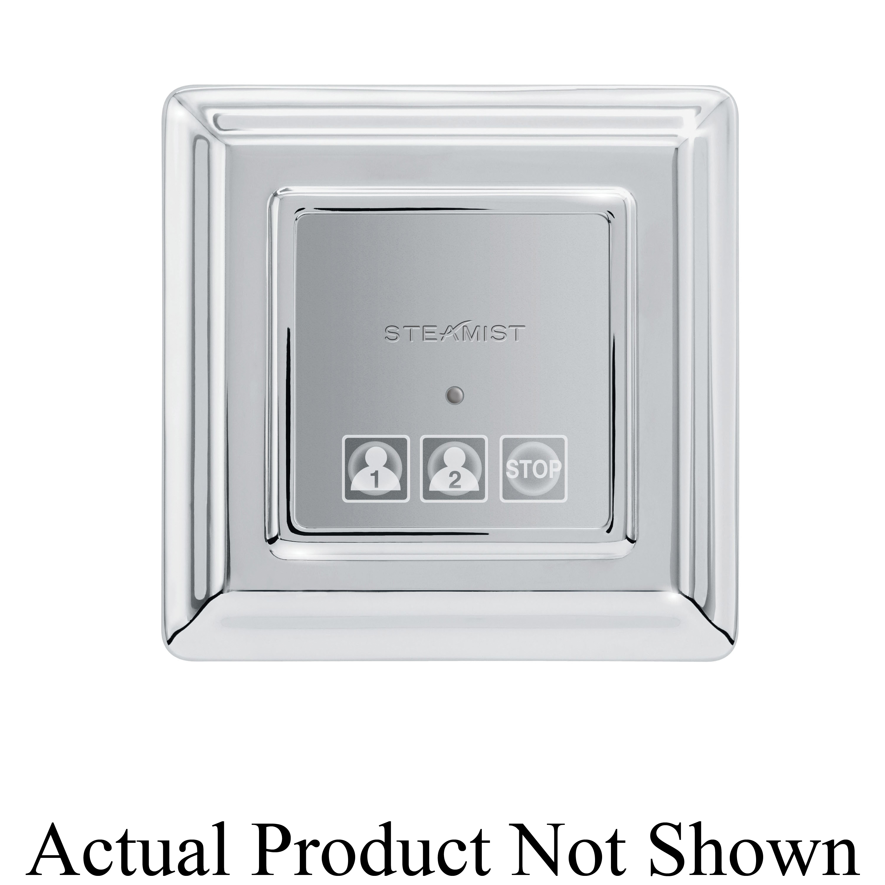 Steamist® 220T-BB TSX-220T Traditional Steambath Control, Total Sense™, LED Display, Brushed Bronze, For Use With: Model TSC-450 Steambath Control, Domestic