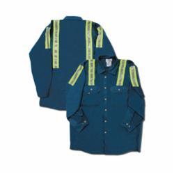 Steel Grip NBV8 8266 E NBV8 8266 Series Flame Resistant Hood, Over the Head, Universal, Navy Blue, VINEX¿¿ Shroud, Velcro¿¿ Neck Closure
