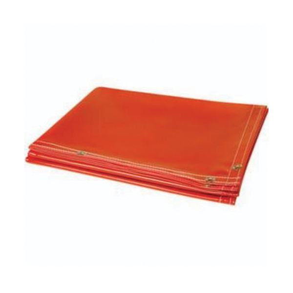 Steiner® 335-72 Protective Blanket Roll, 72 in W x 100 yd, 13 oz/sq-yd Fabric, Polyester, Blue