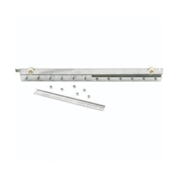 Steiner® Adjust-A-Wall™ 44404 In-Line Wall Mount Connector Track Splice Up Bracket