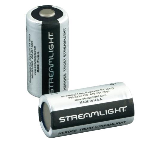 Rayovac® RL123A-2 Photo Lithium Battery, Lithium Manganese Dioxide, 3 VDC V Nominal, 1400 mAh Nominal, 123A