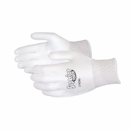 Superior Glove™ ML80K Heavyweight Men's Inspectors Gloves, Cotton/Poly/Cotton Jersey Knit, Natural