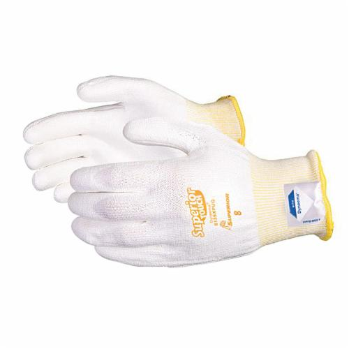 Superior Touch® S13FGFNT-12 Cut Resistant Gloves, SZ 12, Foam Nitrile Coating, Composite Filament Fiber/Dyneema® Blend/Nylon, String Knit Wrist Cuff, Resists: Abrasion, Cut and Puncture, ANSI Cut-Resistance Level: A5, ANSI Puncture-Resistance Level: 4