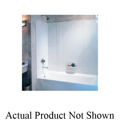 Swan® RM58000.037 High Gloss Tub Wall Kit, 62 in W x 58 in H, Domestic