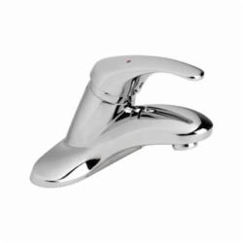 Symmons® S-20-IPS Symmetrix™ Centerset Lavatory Faucet, Polished Chrome, 1 Handles, 2.2 gpm Flow Rate