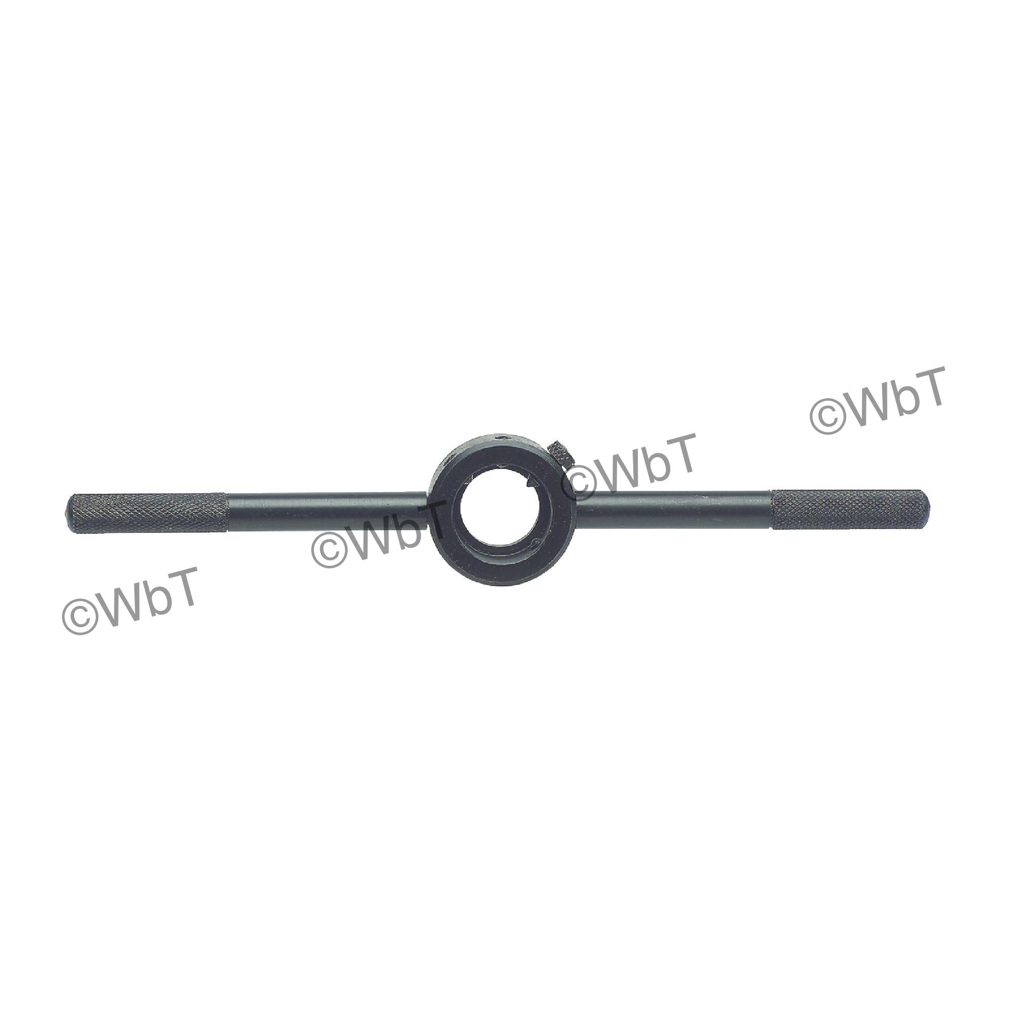 TTC 15-516-140 G5 Hex Rethreading Die, 1-14 Thread, Carbon Steel
