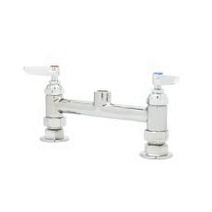 T & S 002829-40 Pre-Rinse Unit Base Faucet, 8 in Center
