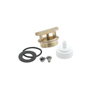 T & S B-0969-RK01 Vacuum Breaker Repair Kit With Brass Insert, O-Ring and Piston, 5 Pieces