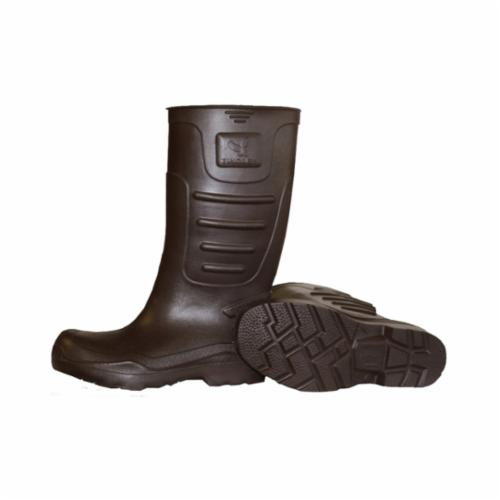 Servus® by Honeywell 18821-BLM-110 Knee Boots, Men's, SZ 11, 16 in H, Steel Toe, PVC Upper, PVC Outsole, Resists: Moderate Chemicals and Water, ASTM F2413-05 I/75 C/75