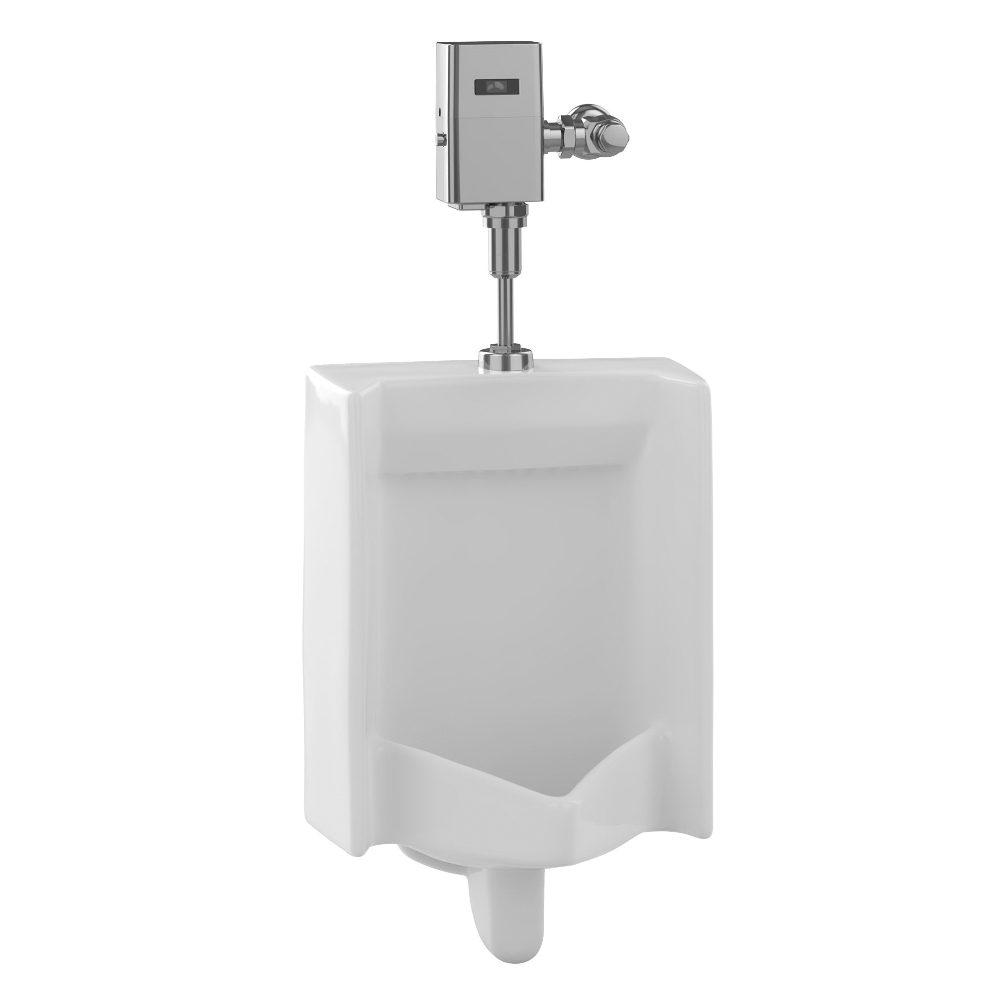 Toto® UT447E#01 High Efficiency Washout Urinal, 0.5 gpf Flush Rate, Top Spud, Wall Mount, Cotton