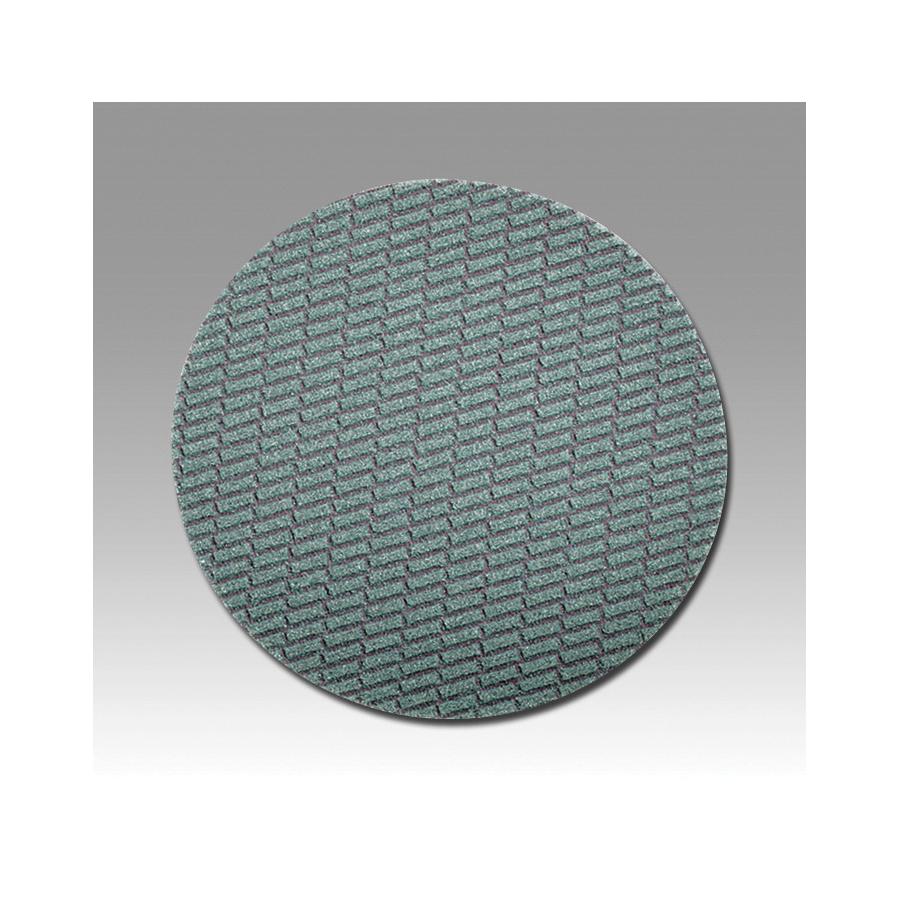 Trizact™ Hookit™ 046719-90743 02094 471LA Sanding Disc, 3 in Dia Disc, P1500 Grit, Silicon Carbide Abrasive, Film Backing