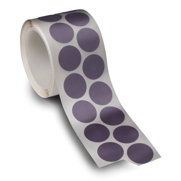 Wetordry™ 051111-55839 481W Plain Back PSA Carbide Burr, 5 in Dia Disc, 320 Grit, Extra Fine Grade, Silicon Carbide Abrasive, Cloth Backing
