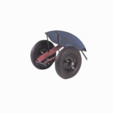 Jackson® FFTKBCC Flat Free Wheelbarrow Tire, Knobby, 16 in Dia Tire Rim, Rubber