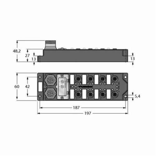 Turck FDNL-S1204H-0153