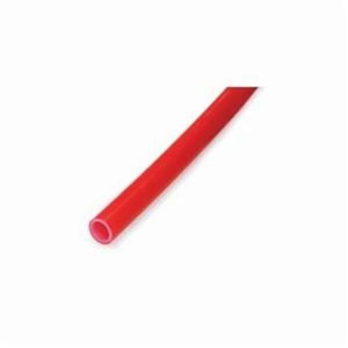 Uponor AquaPEX® F2930500 Tubing, 1/2 in Nominal, 0.475 in ID x 5/8 in OD x 20 ft Straight L, Red, PEX
