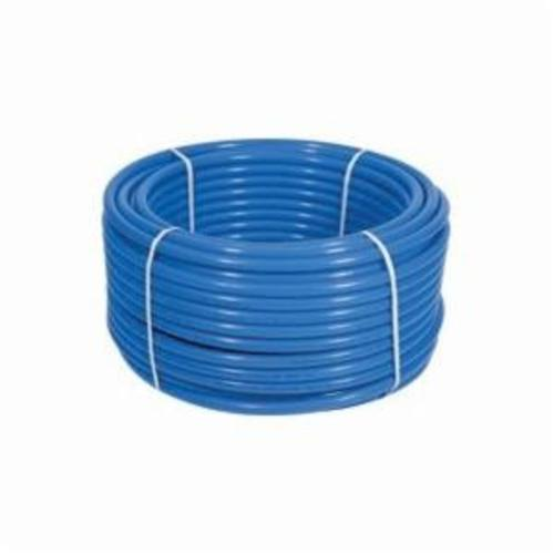 Uponor AquaPEX® F3040500 Tubing, 1/2 in Nominal, 0.475 in ID x 5/8 in OD x 100 ft Coil L, Blue, PEX