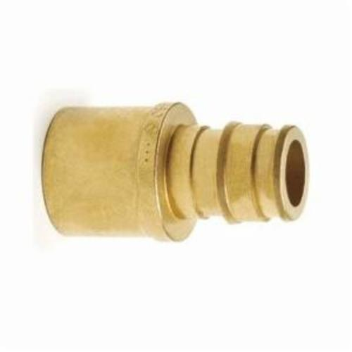 Uponor LF4511010 Adapter, 1 in, PEX x C, Brass