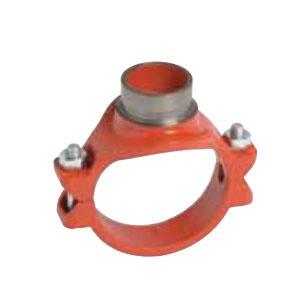 Victaulic® 920N-OLET-FEM-PNT-E-2-1/2X3/4